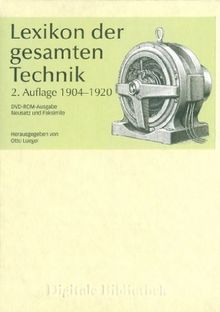 Lexikon der gesamten Technik (DVD-ROM)