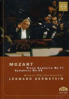 Mozart, Wolfgang Amadeus - Klavierkonzert 17 G-Dur / Sinfonie 39 Es-Dur