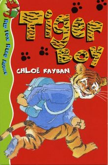 Tiger Boy (Red Fox Read Alone)