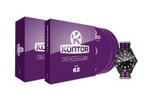 Kontor Top of the Clubs Vol.62 (Limited Edition inkl. Armbanduhr)