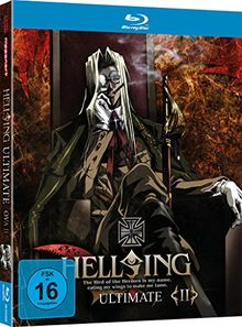 Hellsing Ultimative OVA (Re-Cut) Vol. 2 (Mediabook, inkl. Booklet) [Blu-ray]