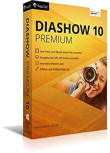 AquaSoft DiaShow 10 Premium: Die Foto- und Videosoftware für schöne Präsentationen