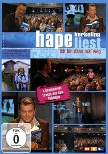Hape Kerkeling - Hape liest...Ich bin dann mal weg - DVD