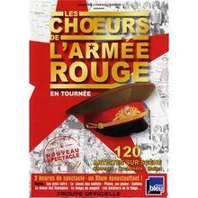Les Choeurs de L'Armée Rouge - En tournée