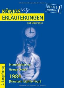 Königs Erläuterungen und Materialien, Bd.108, 1984