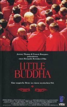 Little Buddha - Eine magische Reise zu einem mystischen Ort [VHS]