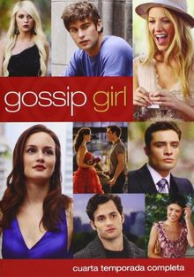 Gossip Girl Temporada 4 (Import Dvd) (2012) Badgley; Penn; Lively; Blake; Pizn