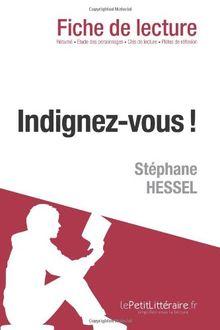 Indignez-vous! De Stéphane Hessel (Fiche de lecture)