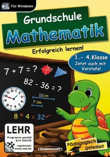 Grundschule Mathe - Erfolgreich lernen!