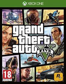 Grand Theft Auto V [AT-Pegi] - [Xbox One]