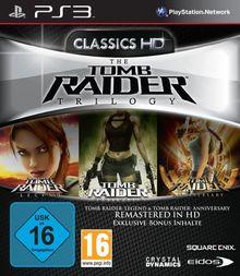Tomb Raider Trilogy [Classics HD]