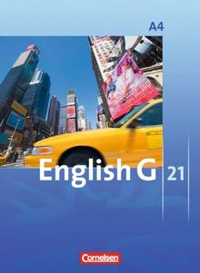 English G 21 - Ausgabe A: Band 4: 8. Schuljahr - Schülerbuch: Festeinband