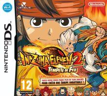 NINTENDO Inazuma Eleven 2 : Tempête de feu [DS] [Nintendo DS]
