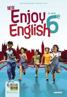Enjoy English 6e : A1-A2 (1DVD)