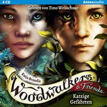Woodwalkers & Friends-Katzige Gefährten Bd.1