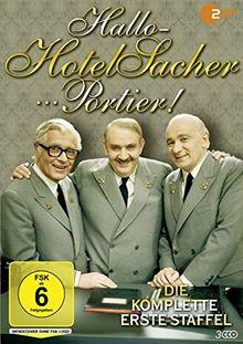 Hallo - Hotel Sacher... Portier - Die komplette erste Staffel (3 DVDs)