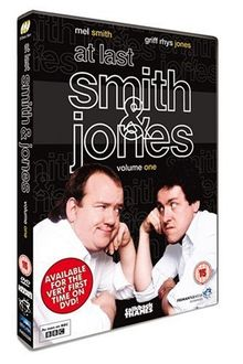 At Last Smith & Jones - Vol. One [2 DVDs] [UK Import]