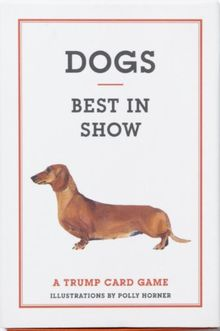 Dogs: Best in Show:Trump Cards: Best in Show (Playing Cards)