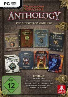 Dungeons & Dragons - Anthology (Baldur's Gate)