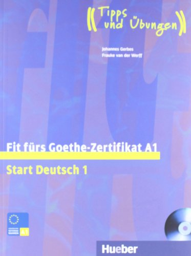Fit Fürs Goethe Zertifikat A1 Start Deutsch 1deutsch Als