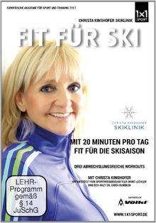 FIT FÜR SKI - Mit 20 Minuten pro Tag fit für die Skisaison