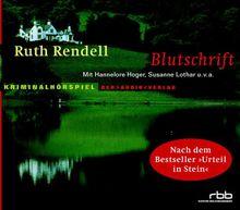 Blutschrift, 1 Audio-CD