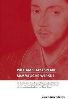 Sämtliche Werke: Zweisprachige Ausgabe. 2 Bände