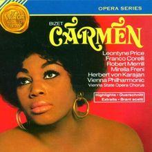 Bizet: Carmen (Querschnitt) [französisch]