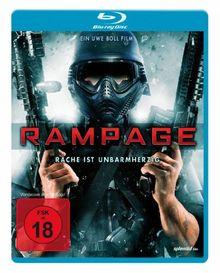 Rampage - Rache ist unbarmherzig [Blu-ray]