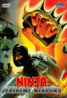 Ninja Extreme Weapous