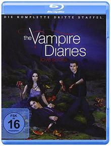 The Vampire Diaries - Staffel 3 [Blu-ray]
