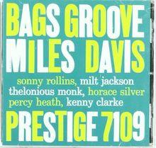 Bags Groove (Rudy Van Gelder Remaster)