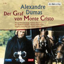 Der Graf von Monte Cristo. 2 CDs