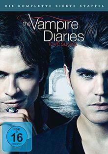 The Vampire Diaries - Die komplette siebte Staffel [5 DVDs]