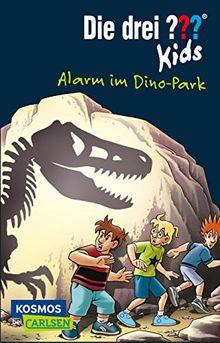 Alarm im Dino-Park (Die drei ??? Kids, Band 61)