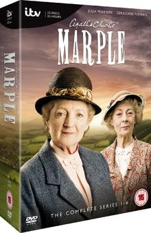 Agatha Christie - Marple: The Collection - Series 1-6 [15 DVDs] (UK-Import)