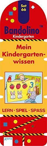 Mein Kindergartenwissen: Bandolino Set 66