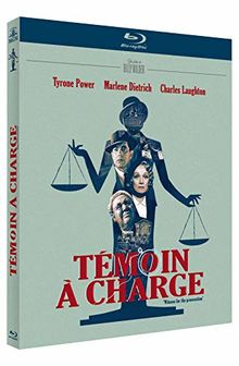 Témoin à charge [Blu-ray] [FR Import]