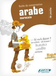 Guide Poche Arabe Marocain 2010