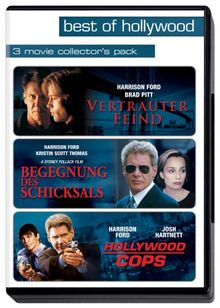 Vertrauter Feind / Begegnung des Schicksals / Hollywood Cops - Best of Hollywood (3 DVDs)