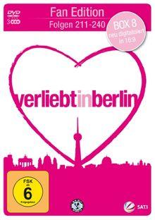 Verliebt in Berlin - Folgen 211-240 (Fan Edition, 3 Discs)