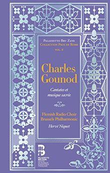 Gounod:Cantates et Musique Sac