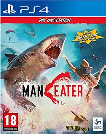 ManEater Day One Edition (incl. Tiger Shark DLC) (PS4) (923690)