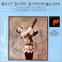 Igro Stravinsky Edition, Vol. 3: Ballet Suites