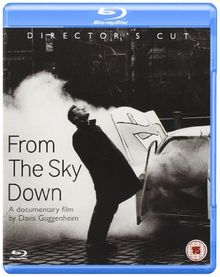 U2 - From The Sky Down/A documentary film about the making of U2's Achtung Baby [Blu-ray]