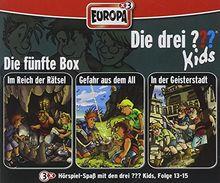 Die drei ??? Kids 3er Box - Folgen 13-15 (Fragezeichen)