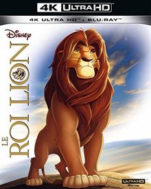 Le roi lion 4k ultra hd [Blu-ray]