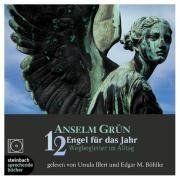 12 Engel für das Jahr. 1 CD: Wegbegleiter im Alltag. 50 Cent des Kaufpreises gehen an eine Wohltätigkeitsorganisation