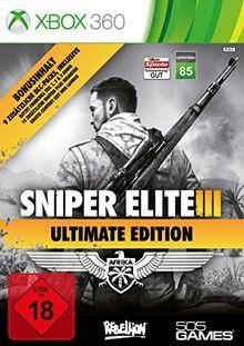 Sniper Elite 3 - Ultimate Edition - [Xbox 360]