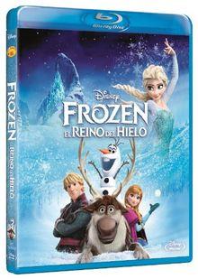 Frozen el Reino del Hielo [Blu-ray] [Spanien Import]